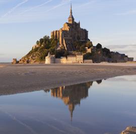 La baie du mont Saint Michel