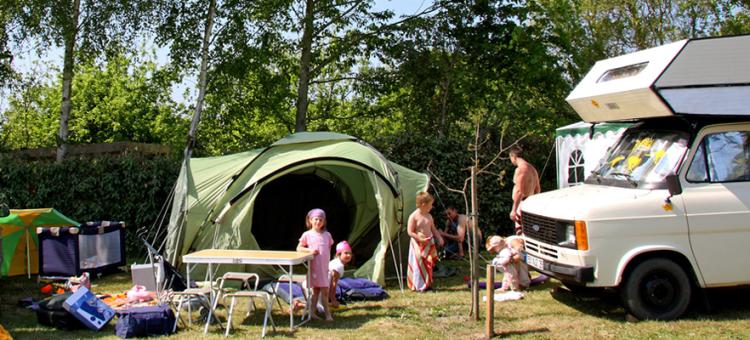 Les localisations favorisées des campings de la Bretagne nord