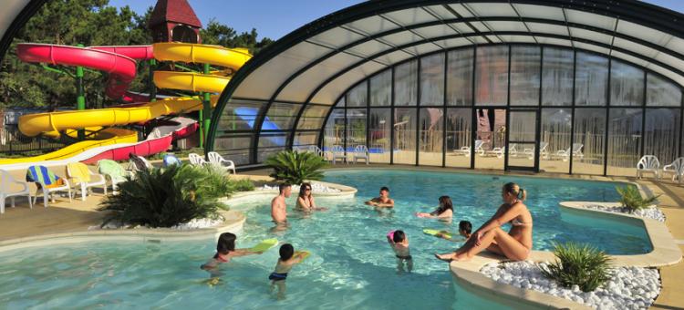 Vos enfants préféreront le camping en Bretagne avec piscine