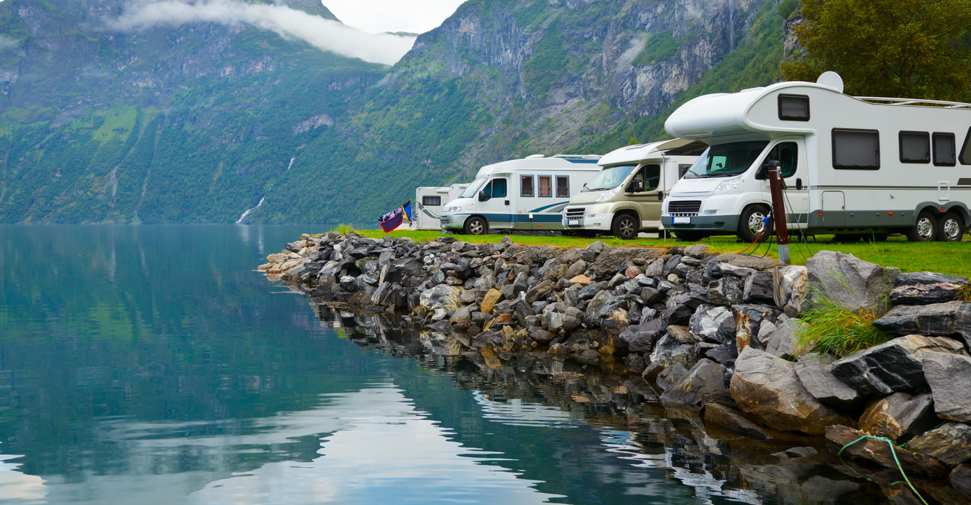 aire camping bord de mer