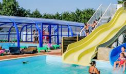 Profiter de vacances en camping avec piscine au Nord de la Bretagne