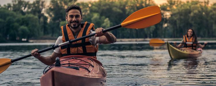 Quand camping et activités nautiques se croisent